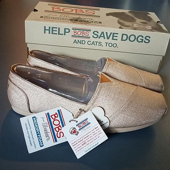 Experto Mañana Coronel  Skechers Shoes   Skechers Luxe Bobs Festivities Rose Gold   Poshmark